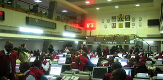 Nigerian Equities Market sheds 16bn, closes 0.14% lower
