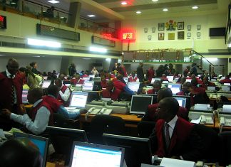 Mobil, 19 other stocks made gainers' list despite market decline of 0.16%, Friday