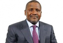 Aliko Dangote pockets over N245billion as dividend from DANGCEM