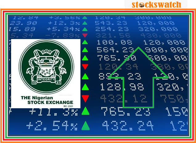 Nigerian stock market halts five straight days of loses, closes