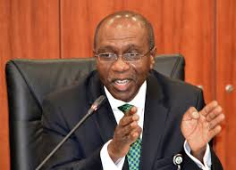 CBN confirms Emefiele is still in charge
