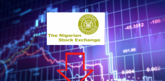 NSEASI dips further by 0.35%, Thursday