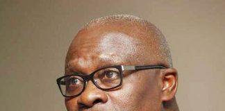 Commissioner for Health, Dr. Jide Idris,