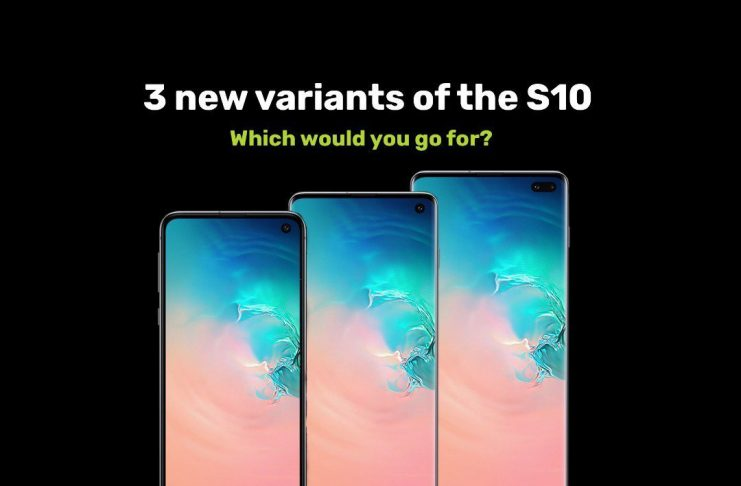 Glo pre order of Galaxy s10
