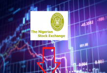 Nigerian Bourse extends decline, closes 0.50% lower