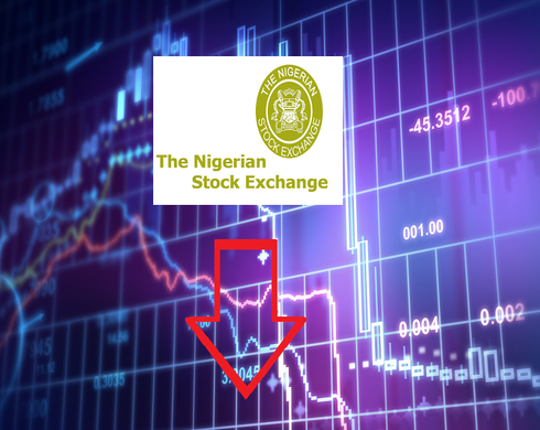 Nigerian Bourse extends decline, closes 0.50% lower