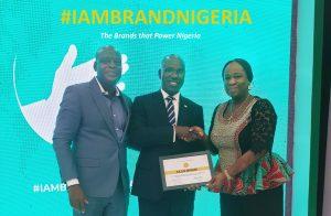 Julius Berger emerged top at the 'Top 50 Brands Nigeria Awards'