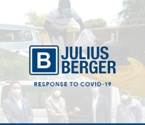Julius Berger Response to COVID-19
