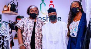 Kemi Adeosun launches 'Dash Me' Foundation