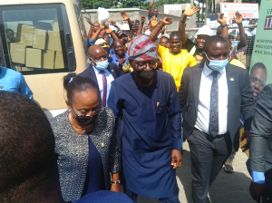 Julius Berger's consistent professional engineering quality thrills Lagos State Government and Lagosians