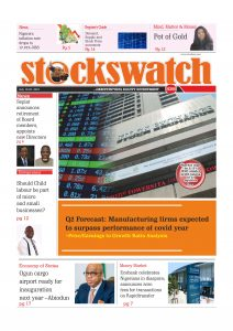 Stockswatch, July 19-25, 2021