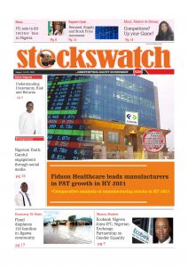 Stockswatch e-paper, August 16-22, 2021