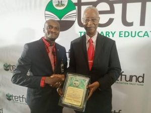 Julius Berger Bags TETFund's Top Tax Payer Award in Construction Sector