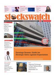 Stockswatch e-paper, September 27- October 3