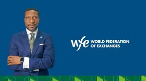 Oscar Onyema elected to Board of World Federation of Exchanges
