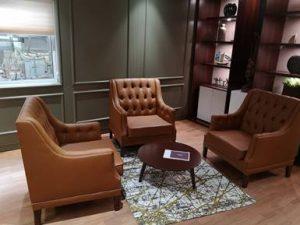 Lagos State Governor, Sanwo-Olu Applauds Julius Berger-AFP Furniture Quality as Legendry